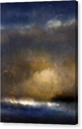 The Reef Canvas Print by Ron Jones