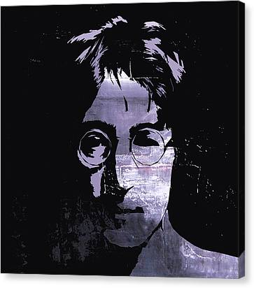 Thinking About Love  Canvas Print by Steve K