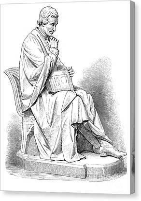 Thomas Graham (1805-1869) Canvas Print by Granger