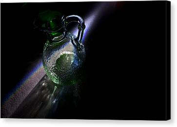 Those Small Details Canvas Print by Barbara  White