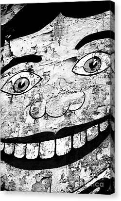 Tillie II Canvas Print by John Rizzuto