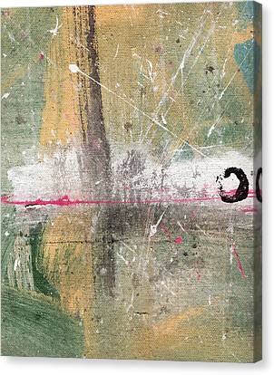 Time And Space 3 Canvas Print by Mark M  Mellon