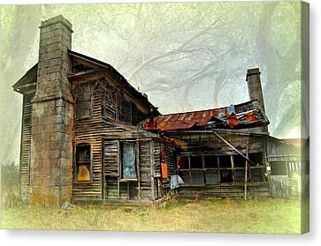 Times Long Gone Canvas Print by Marty Koch