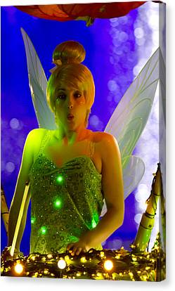 Tink Canvas Print by Nicholas Evans