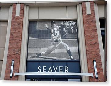 Tom Seaver 41 Canvas Print by Rob Hans