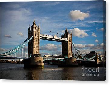 Tower Bridge Canvas Print by Steven Gray