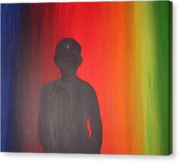 Transcendence II Canvas Print by Jonathan Kotinek