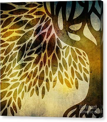 Tree Canvas Print by HD Connelly