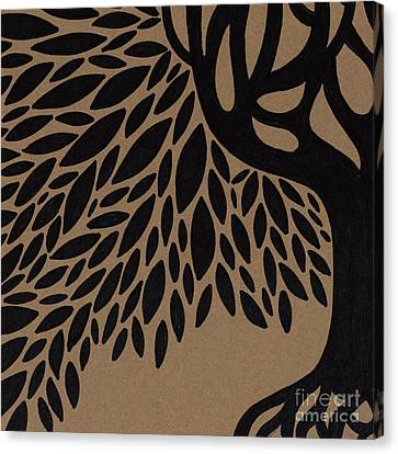 Tree Of Life Canvas Print by HD Connelly