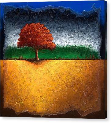 Tree Of Life Canvas Print by Mauro Celotti