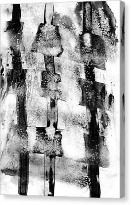 Trinity Canvas Print by Hakon Soreide