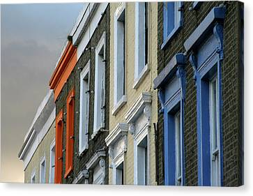 Trois Couleurs Camden Canvas Print by Michael Reeve
