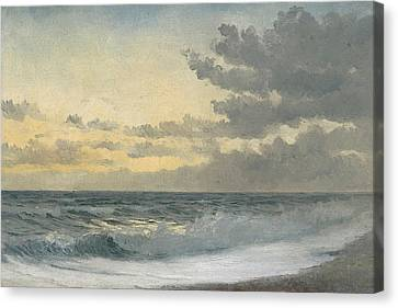 Twilight Canvas Print by William Pye