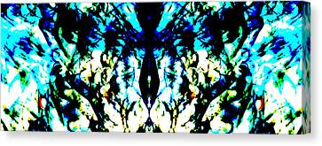 Untitled1 Canvas Print by Danny Lally