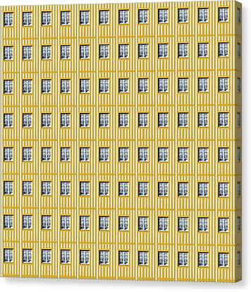 Urban Graphics 000002 Canvas Print by Dias Dos Reis