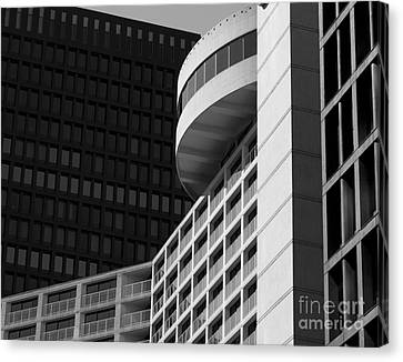 Vancouver Architecture Canvas Print by Chris Dutton