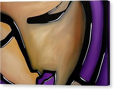 Velvet Canvas Print by Tom Fedro - Fidostudio
