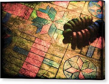 War Games Canvas Print by Judi Bagwell