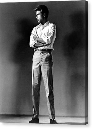 Warren Beatty, Publicity Shot For All Canvas Print by Everett