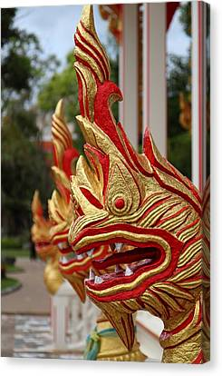 Wat Chalong 3 Canvas Print by Metro DC Photography