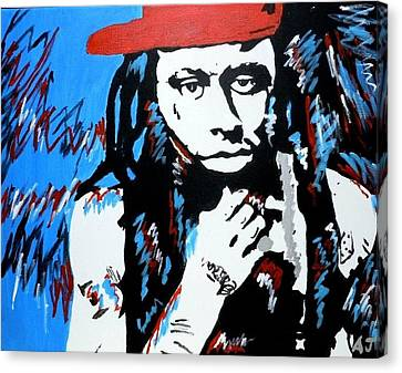 Weezy F. Baby Canvas Print by Austin James