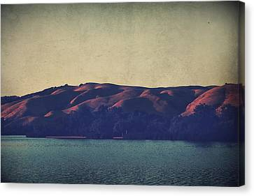 What The Shadows Hide Canvas Print by Laurie Search