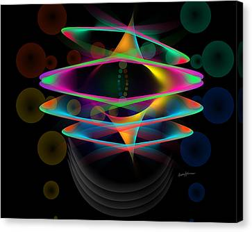 Whimsey Canvas Print by Anthony Caruso
