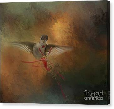 Whisper Canvas Print by Cris Hayes