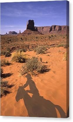 Wild West Canvas Print by Images Etc Ltd