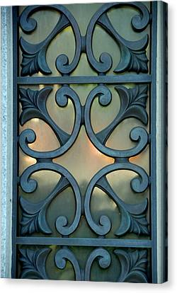 window I Canvas Print by Phil Bongiorno