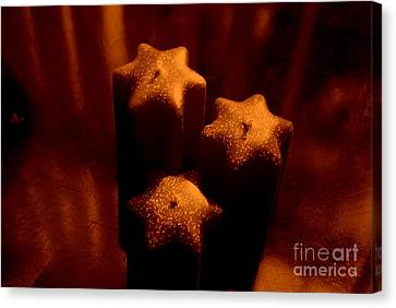 With Ambiance Canvas Print by Susanne Van Hulst
