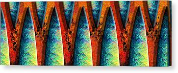 World Wide Web Canvas Print by Paul Wear