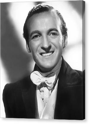 Wuthering Heights, David Niven, 1939 Canvas Print by Everett