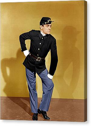 Yankee Doodle Dandy, James Cagney, 1942 Canvas Print by Everett