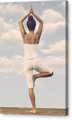 Yoga Canvas Print by Joana Kruse