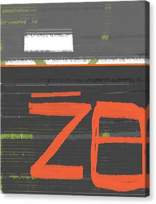 Z8 Canvas Print by Naxart Studio