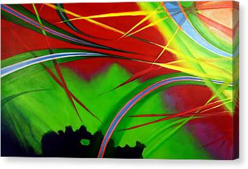 Great Expectations 1.0 Canvas Print by Giro  Tavitian