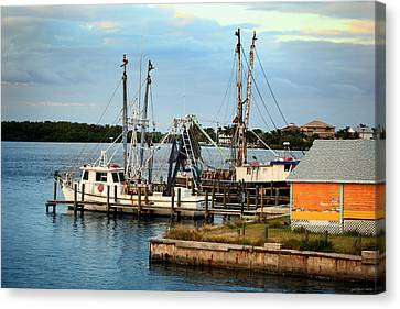 Matlacha Florida Canvas Print by Joseph G Holland