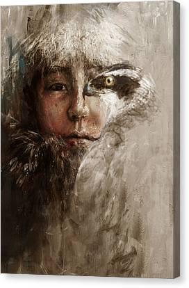 003 Kazakhstan Culture Canvas Print by Mahnoor Shah