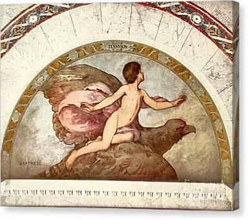 Ganymede, C1901 Canvas Print by Granger