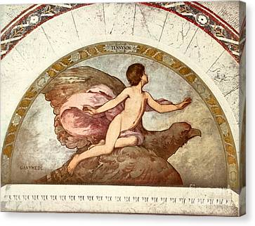 Ganymede, C1901 Canvas Print by Granger