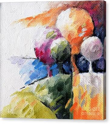 045 Arbres Canvas Print by Beatrice BEDEUR