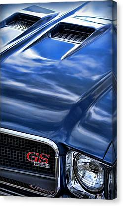 1970 Buick Gs 455  Canvas Print by Gordon Dean II