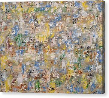 Abstract 189 Canvas Print by Patrick J Murphy