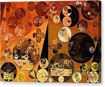 Abstract Painting - Casablanca Canvas Print by Vitaliy Gladkiy