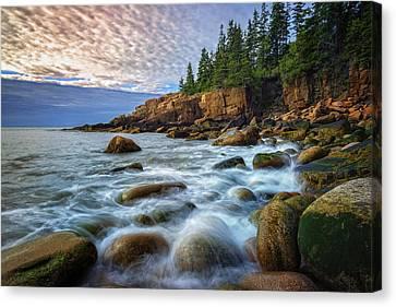 Acadia Canvas Print by Rick Berk