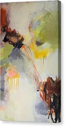 Bettween Canvas Print by Ira Ivanova