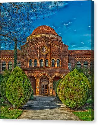 Cal State University Chico Canvas Print by Mountain Dreams