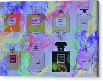 Chanels  Canvas Print by To-Tam Gerwe