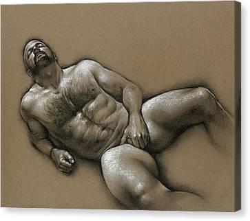 Comfort  Canvas Print by Chris  Lopez